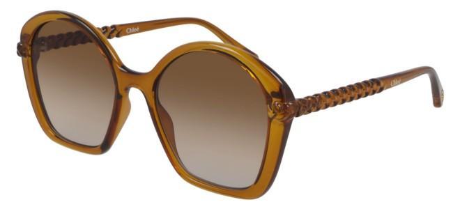 Chloé solbriller BILLIE CH0003S