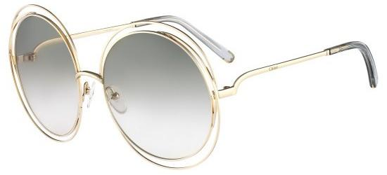 Chloé CARLINA CE114S GOLD/LIGHT GREY SHADED