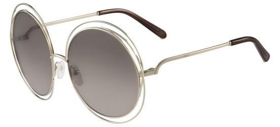 Chloé CARLINA CE114S GOLD/GREY BROWN SHADED