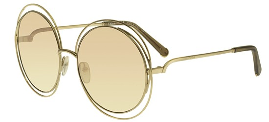Chloé CARLINA CE114S GOLD/BRONZE SHADED