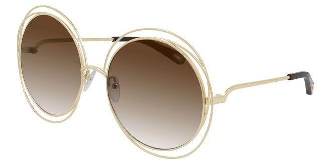 Chloé zonnebrillen CARLINA CH0045S