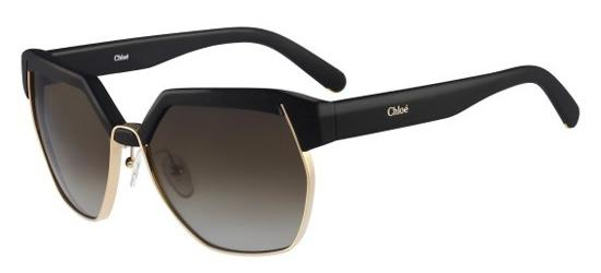 Chloé DAFNE CE665S BLACK/GREY SHADED