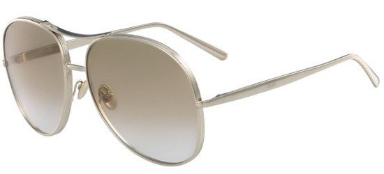Chloé NOLA CE127S GOLD/LIGHT BROWN SHADED