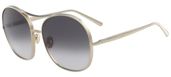 Chloé NOLA CE128S GOLD/GREY SHADED