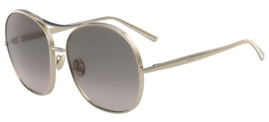 Chloé NOLA CE128S GOLD/GREY SHADED ROSE