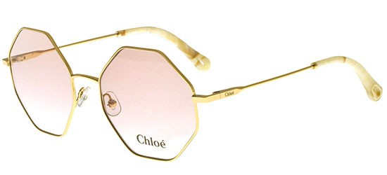 Chloé PALMA CE2134 GOLD/ROSE GREY SHADED