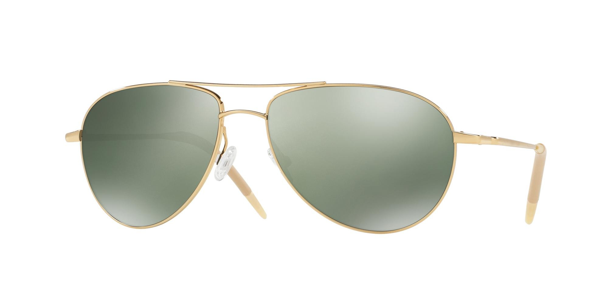 Oliver Peoples BENEDICT 18K GOLD OV 1002S