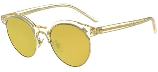 Oliver Peoples EZELLE OV 5346S BUFF BRUSHED GOLD/AMBER GOLDTONE