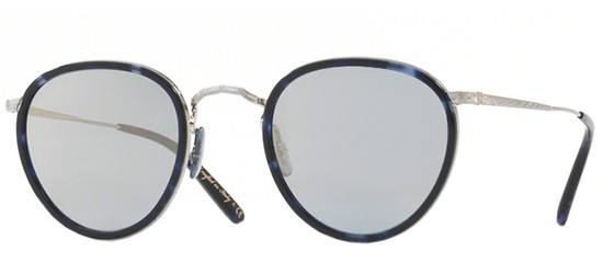 Oliver Peoples MP-2 SUN OV 1104S COBALT TORTOISE/BLUE GOLDTONE