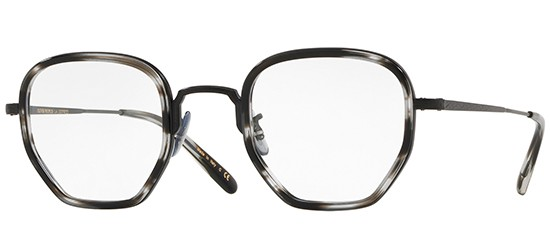 Occhiali Da Vista Oliver Peoples Op-40 30th Ov 1234 Workman Grey Brushed Silver Uomo Rmx1jOszM5