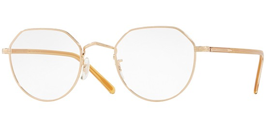 Oliver Peoples OP-43 30TH OV 1228T GOLD
