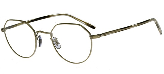 Oliver Peoples OP-43 30TH OV 1228T ANTIQUE PEWTER