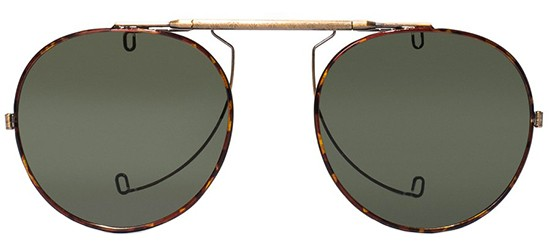 Oliver Peoples O'MALLEY OV 5183 ANTIQUE GOLD/GREEN