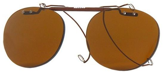 Oliver Peoples RILEY-R OV 5004 METAL DARK BROWN/BROWN