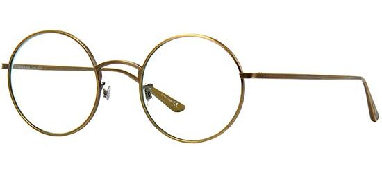 Oliver Peoples THE ROW AFTER MIDNIGHT OV 1197ST ANTIQUE GOLD/CLEAR