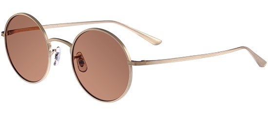 Oliver Peoples THE ROW AFTER MIDNIGHT OV 1197ST BRUSHED GOLD/PERSIMMON
