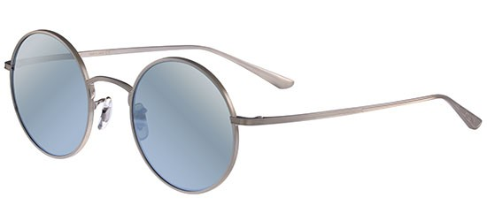 Oliver Peoples THE ROW AFTER MIDNIGHT OV 1197ST BRUSHED SILVER/SILVER
