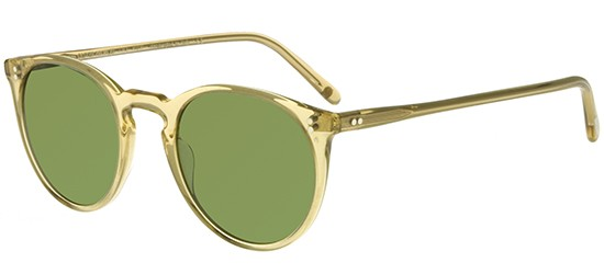 Oliver Peoples THE ROW O'MALLEY NYC OV 5183SM TRASLUCENT YELLOW/GREEN