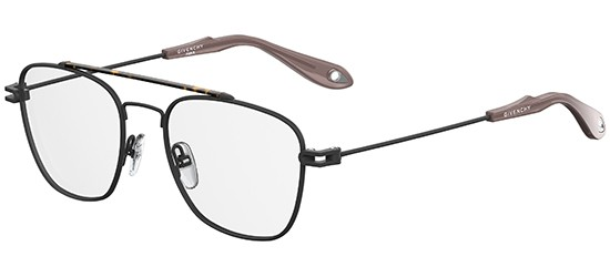 GIVENCHY Givenchy Brille » GV 0053«, schwarz, 003 - schwarz