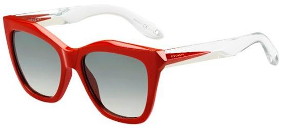 Givenchy GV 7008/S RED CRYSTAL/GREY SHADED