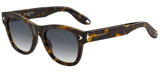 Givenchy GV 7010/S DARK HAVANA/DARK GREY SHADED