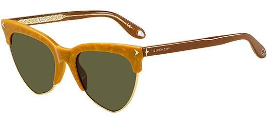 Givenchy GV 7078/S ORANGE BROWN/GREEN