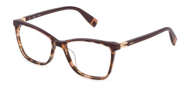 Furla eyeglasses VFU498V