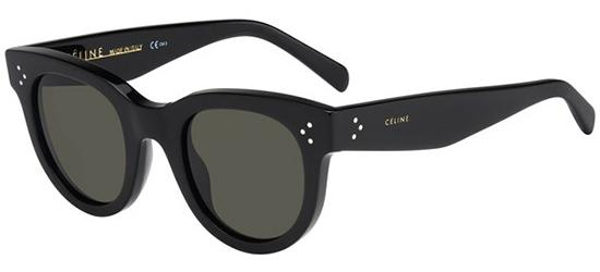 Céline BABY AUDREY CL 41053/S BLACK/GREY GREEN