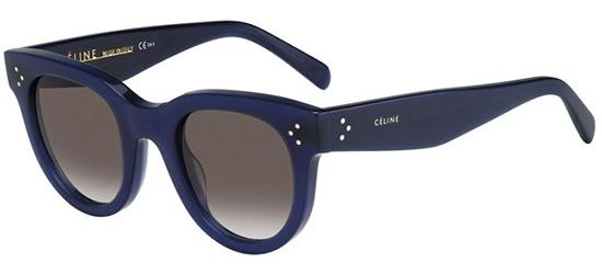 Céline BABY AUDREY CL 41053/S BLUE/BROWN GREY SHADED