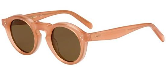 Céline BEVEL ROUND CL 41370/S OPAL ANTIQUE ROSE/BROWN