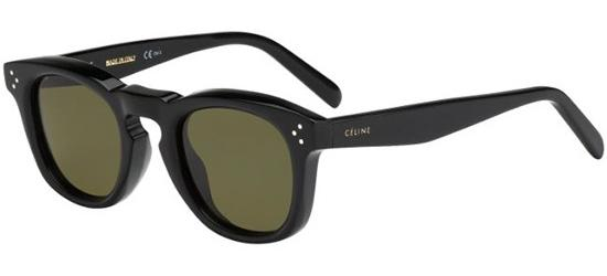 Céline BEVEL SQUARE CL 41371/S BLACK/GREEN