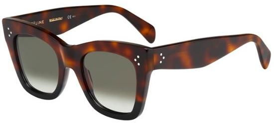 Céline CATHERINE CL 41090/S HAVANA/GREY BROWN SHADED