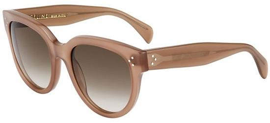 Céline CL 41755/S AUDREY OPAL LIGHT BROWN/BROWN GREY SHADED