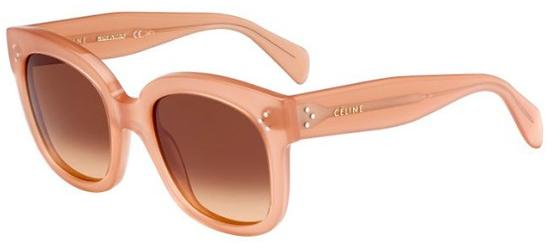 Céline CL 41805/S NEW AUDREY ANTIQUE ROSE OPAL/BROWN SHADED