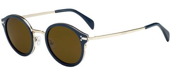 Céline JOE CL 41082/S BLUE GOLD/BROWN