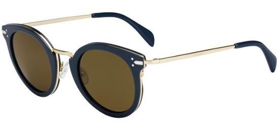 Céline LEA CL 41373/S BLUE GOLD/BROWN