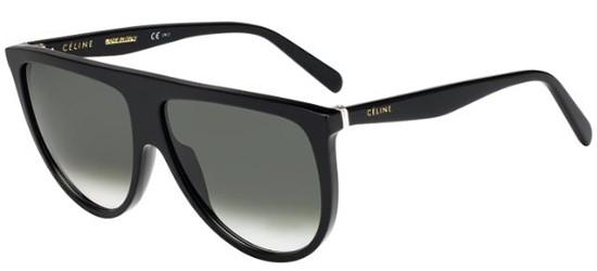Céline THIN SHADOW CL 41435/S BLACK/GREEN SHADED