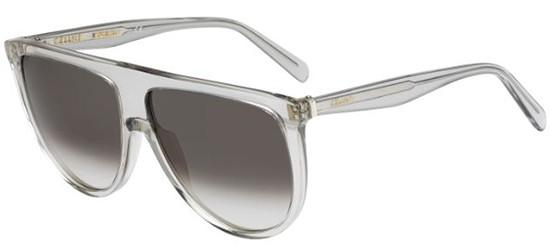 Céline THIN SHADOW CL 41435/S TRANSPARENT GREY/DARK BROWN SHADED
