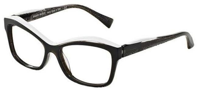 Alain Mikli eyeglasses DISCRETION 0A03042