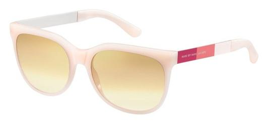 Marc by Marc Jacobs Marc by Marc Jacobs MMJ 409/S LIGHT ROSE PURPLE PINK LIGHT ROSE/BROWN GOLD MIRROR
