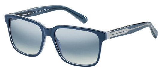 Marc by Marc Jacobs MMJ 410/S BLUE DARK BLUE/GREY AZURE