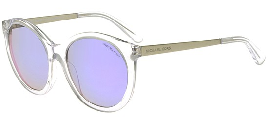 Michael Kors ISLAND TROPICS MK 2034 CRYSTAL/PURPLE MIRROR