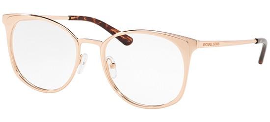 Michael Kors Brillen NEW ORLEANS MK 3022 ROSE GOLD Damenbrillen l9HSzVij9e