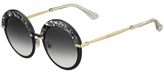 Authentic Sunglasses Golddark Détails Choo Grey Shaded Femme Jimmy Sur Black Gothas nXwOP8k0