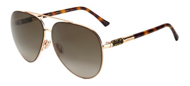 Jimmy Choo zonnebrillen GRAY/S