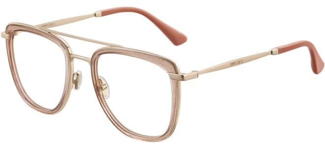 84a4240ed104 Jimmy Choo Eyeglasses | Jimmy Choo Fall/Winter 2019 Collection