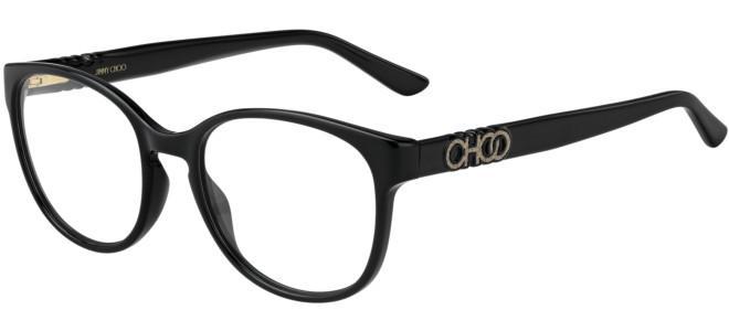 1f9b4786ee Jimmy Choo Eyeglasses | Jimmy Choo Fall/Winter 2019 Collection