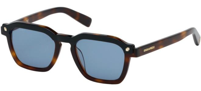 Dsquared2 zonnebrillen CLAY DQ 0303