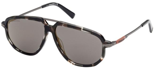 Dsquared2 solbriller JACKIE DQ 0364