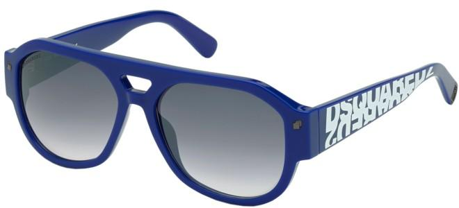 Dsquared2 solbriller LOGO BRYCE DQ 0358